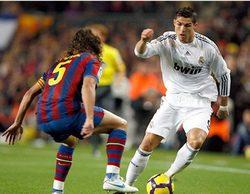 Canal+1 ofrece una programación especial con motivo del Real Madrid-Barça