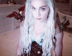 Madonna se disfraza de Daenerys Targaryen