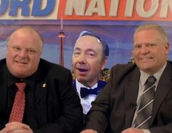 Kevin Spacey ('House of Cards') se enfrenta al alcalde de Toronto y a su hermano