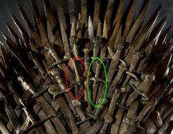 La espada de Gandalf se cuela en 'Juego de tronos'