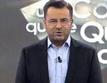 Jorge Javier Vázquez se despide de 'Hay una cosa que te quiero decir' con un 14,6%