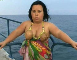 Chiqui se suma a los concursantes de 'Supervivientes 2014' en isla bonita