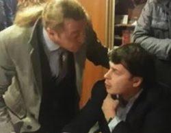 Diputados obligan a dimitir a golpes al director de la televisión pública de Ucrania