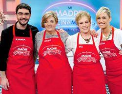 Cuatro ofrecerá nuevas entregas de 'Mi madre cocina mejor que la tuya' con famosos