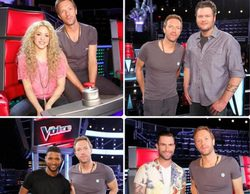 Chris Martin de Coldplay será consejero en 'The Voice'