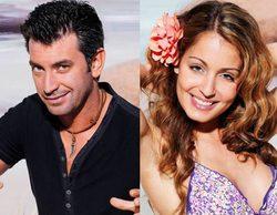 Arturo Valls e Hiba Abouk protagonizaron 'La isla de los nominados' en Cuatro, un serie cómica basada en 'Supervivientes'