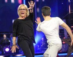 Maribel Gil, primera concursante eliminada de '¡Mira quién baila!'