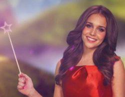 Primera imagen de Laura la protagonista de 'Un príncipe para Laura'