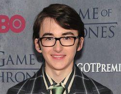 """Isaac Hempstead-Wright ('Juego de Tronos'): """"Con cinco o seis años fingía ser uno de los actores de Harry Potter en la alfombra roja"""""""