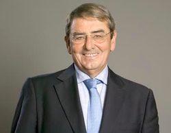 Alejandro Echevarría, presidente de Mediaset España, galardonado con el Premio Ramón Rubial