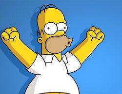 'Los Simpson' lo más visto de la TDT con un 4,2% y 739.000 espectadores
