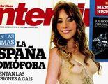 Cristina Goyanes, sobrina de María José Goyanes, se desnuda en Interviú