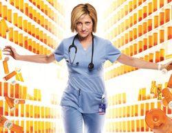 Showtime renueva a 'Nurse Jackie' por una séptima temporada