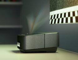 Philips lanza Screeneo, la televisión gigante proyectada a distancia ultra corta