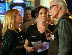 'El mentalista' gana al estreno en Cuatro de la duodécima temporada de 'CSI: Las Vegas'
