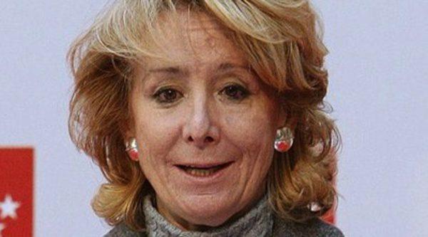 Mariló Montero a Esperanza Aguirre: 'Espero que los agentes que la rodearon fueran apuestos'