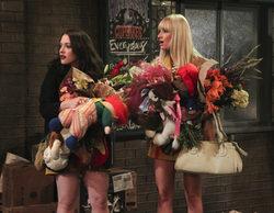 TNT estrena este lunes la tercera temporada de 'Dos chicas sin blanca'
