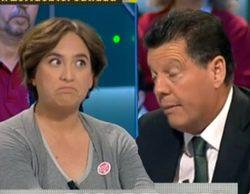 """Alfonso Rojo expulsado de 'laSexta noche' por llamar """"gordita"""" a Ada Colau"""