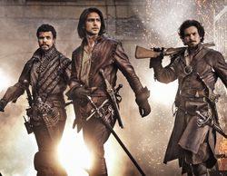 TVE adquiere los derechos de la serie británica 'Los mosqueteros'