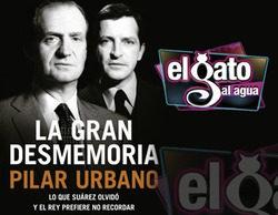 'El gato al agua' de Intereconomía TV entrevistará este lunes a la periodista Pilar Urbano