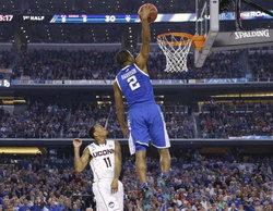 CBS roza los 18 millones con la final de la NCAA de baloncesto