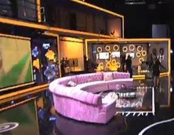 'Sálvame' muestra el plató de 'Hable con ellas en Telecinco'