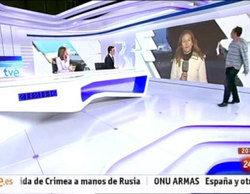 Detenido el hombre que se coló en el 'Telediario' y en 'Más vale tarde'