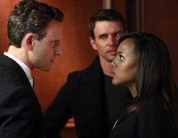 'Scandal' mejora con el penúltimo capítulo de su tercera temporada