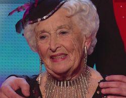 Simon Cowell se disculpa con Paddy Jones, bailarina de 79 años, por descartarla al poco de empezar su actuación en 'Britain's Got Talent'