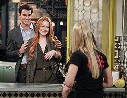 '2 Broke Girls' baja con el cameo de Lindsay Lohan