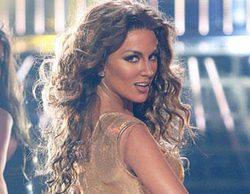 Edurne vuelve a interpretar a Beyoncé, esta vez en 'Tu cara me suena' Portugal