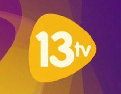 13tv solicitará dos licencias en el concurso de canales de TDT