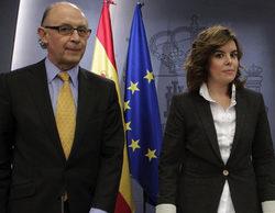Soraya Sáenz de Santamaría y Cristóbal Montoro rescatarán RTVE si Echenique realiza más ajustes