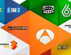 Atresmedia supera a Mediaset España en inversión publicitaria durante el primer trimestre de 2014