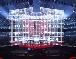 Así será el escenario de Eurovisión 2014