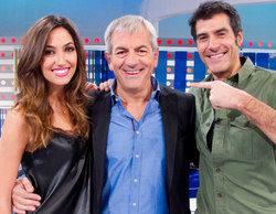 Nuevo crossover en Antena 3: Jorge Fernández presentará 'Atrapa un millón' y Carlos Sobera 'La ruleta de la suerte'