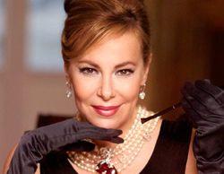 """Ana Obregón: """"En 'Hollywood Small Town' voy a profundizar en la vida de leyendas que han sido mi inspiración, como Audrey Hepburn"""""""