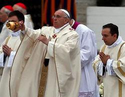 El 'Especial canonización de Juan XXIII y Juan Pablo II' registra un fantástico 6,1% en 13tv