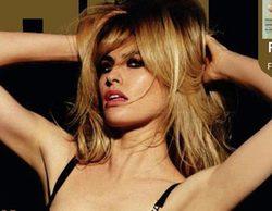 Adriana Abenia protagoniza la nueva portada de FHM posando en ropa interior