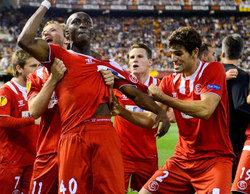 La semifinal de la Europa League entre el Sevilla y el Valencia reúne a 4,1 millones de espectadores en Cuatro
