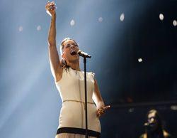 Buenas sensaciones tras el primer ensayo de Ruth Lorenzo en Eurovisión 2014