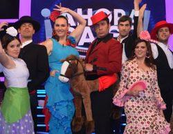 "'¡Ahora caigo!' emite este martes el especial ""Feria de Abril"""