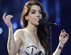 Ruth Lorenzo deslumbra en su segundo ensayo en Eurovisión 2014