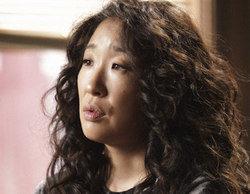 'Anatomía de Grey' lidera con la despedida de Sandra Oh