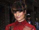 Lea Michele desmiente que haya habido una pelea con Naya Rivera en el set de 'Glee'