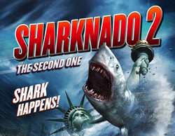 """Syfy España estrenará """"Sharknado 2"""" de forma simultánea con Estados Unidos"""