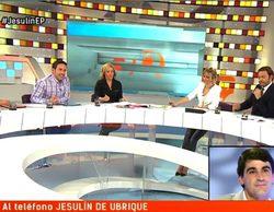 """Jesulín arremete contra los antitaurinos en 'Espejo Público': """"O les ignoro o me cago en sus muertos"""""""