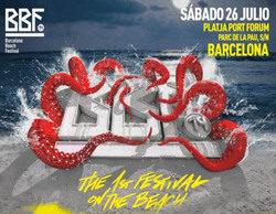 Atresmedia y Live Nation ponen en marcha la primera edición del Barcelona Beach Festival