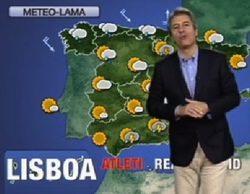 """Manolo Lama se convierte en """"el hombre del tiempo"""" de Cuatro"""
