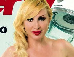 Raquel Mosquera posa desnuda para Interviú